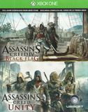 Assassin's Creed: Unity/Assassin's Creed IV: Black Flag (Xbox One)